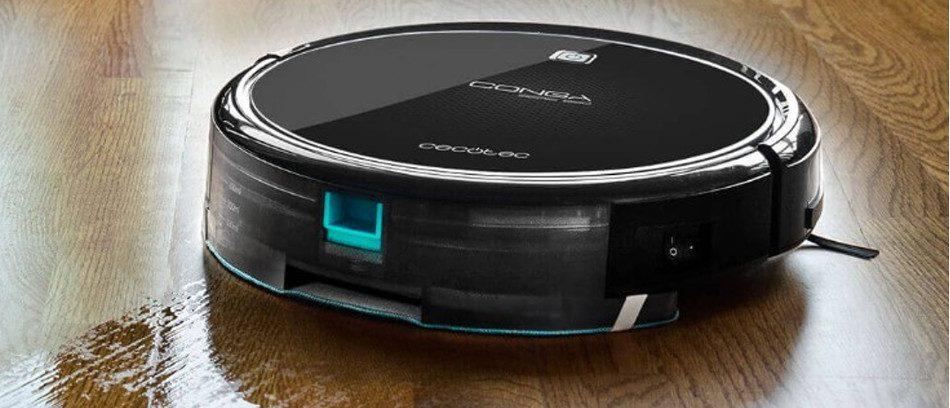 1 Robot Aspirador Para Tu Casa Y Tu Familia Con Nosotros Acertarás