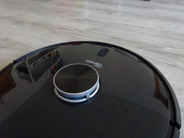 Review robot aspirador Conga 4690